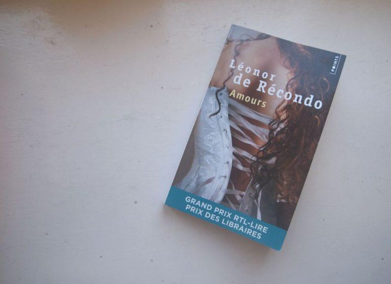 Amours Léonor de Récondo