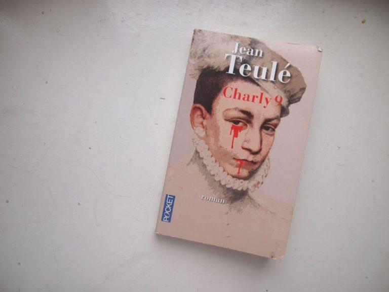 Charly 9 Jean Teulé