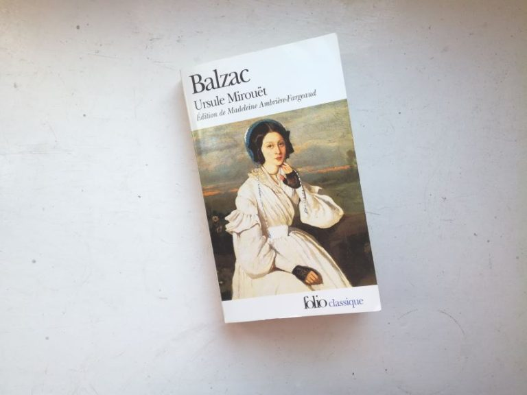 Ursule Mirouët Balzac
