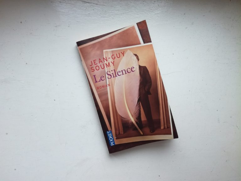 Le silence Jean-Guy Soumy