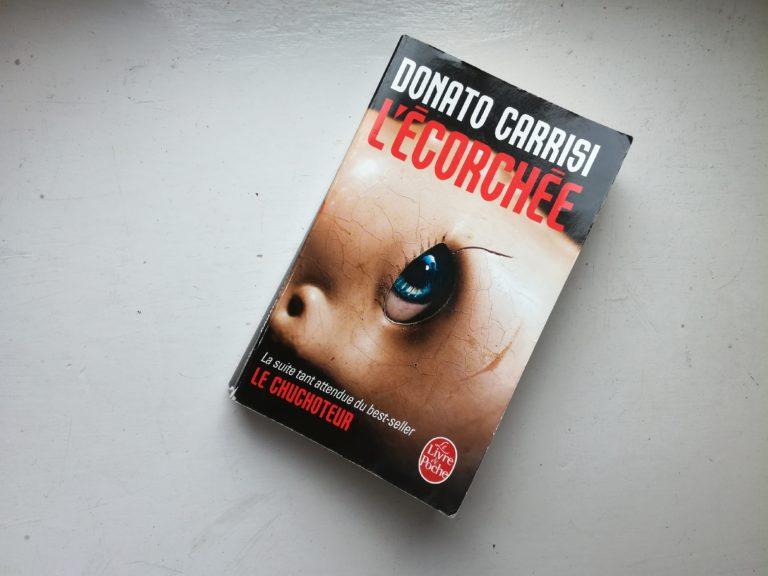 L'écorchée Donato Carrisi
