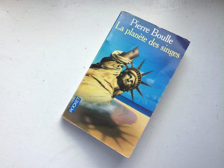 La planète des singes Pierre Boulle