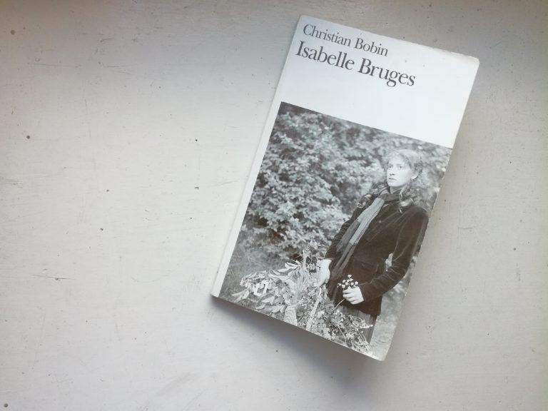 Isabelle Bruges Christian Bobin