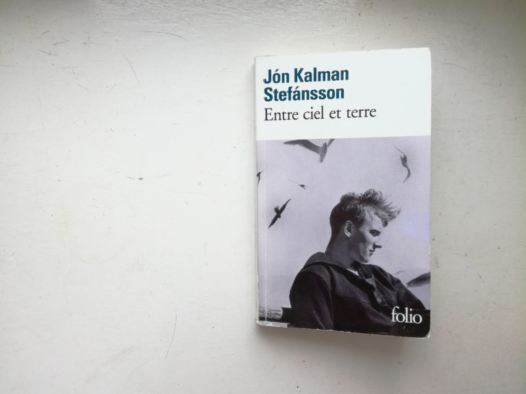Entre ciel et terre - Jon Kalman Stefansson