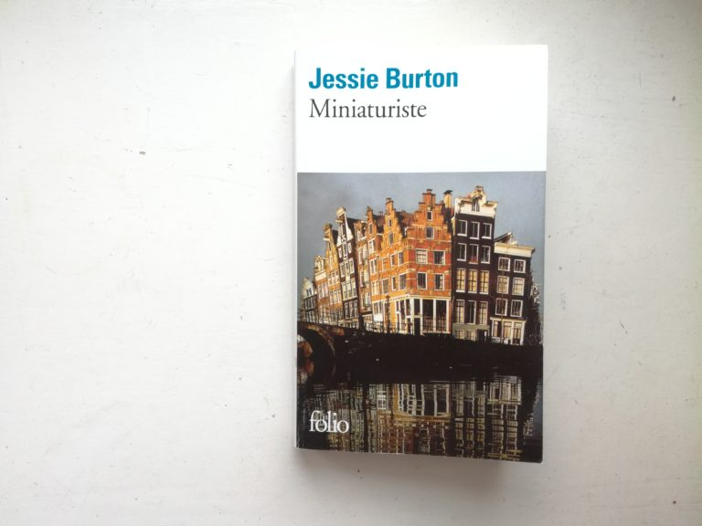 Miniaturiste Jessie Burton