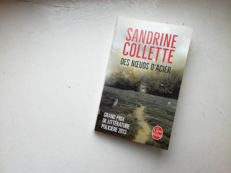 Des nœuds d'acier - Sandrine Collette