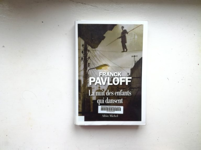 La nuit des enfants qui dansent - Franck Pavloff
