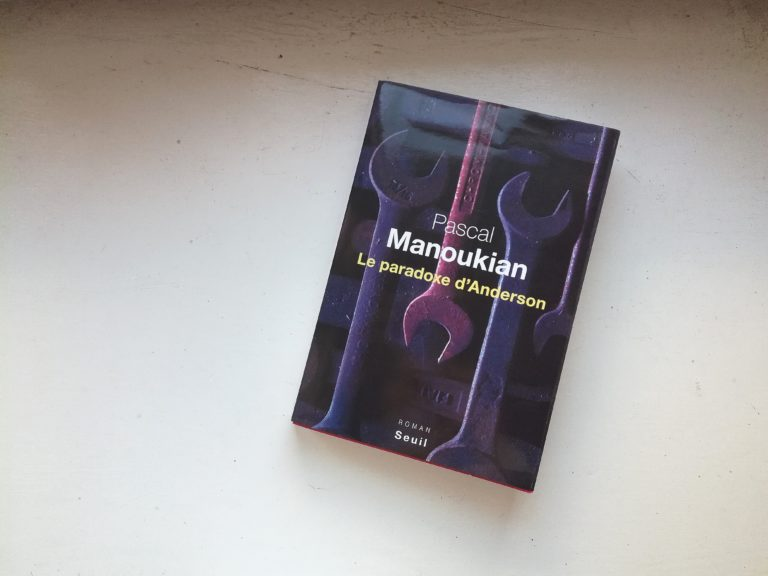 Le paradoxe d'Anderson - Pascal Manoukian